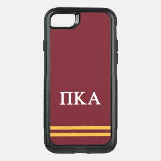 Pi Kappa Alpha | Sport Stripe OtterBox Commuter iPhone 7 Case