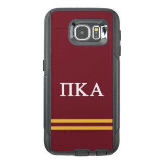 Pi Kappa Alpha | Sport Stripe OtterBox Samsung Galaxy S6 Case