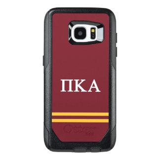 Pi Kappa Alpha | Sport Stripe OtterBox Samsung Galaxy S7 Edge Case