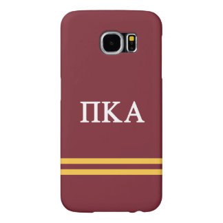 Pi Kappa Alpha | Sport Stripe Samsung Galaxy S6 Cases