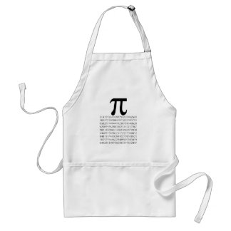 pi  maths standard apron