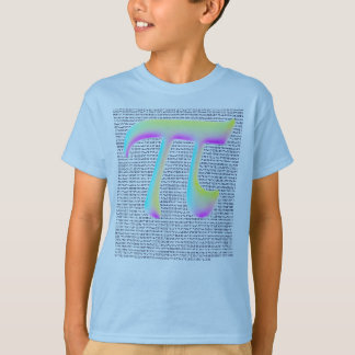 Pi on Pi Disco T-Shirt