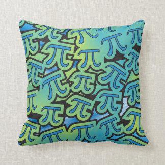 Pi Party Throw Pillow