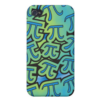 Pi Party iPhone 4/4S Cases