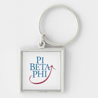 Pi Phi Logo Key Ring