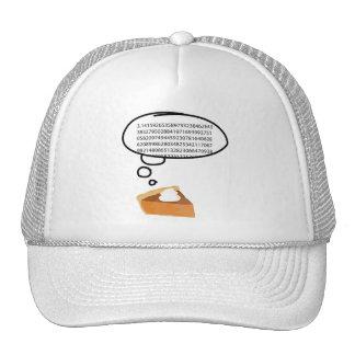 Pi Pie 3 14 Trucker Hat