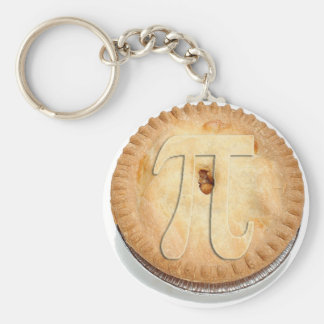 PI PIE CRUST 3.14 KEY RING