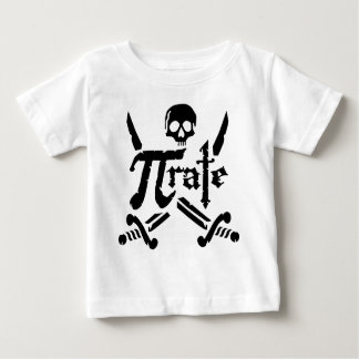 Pi Rate Baby T-Shirt