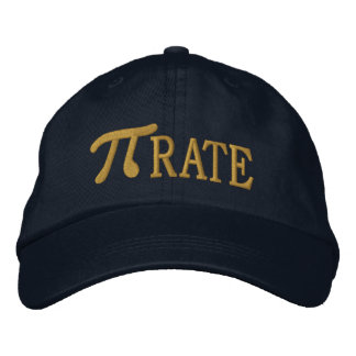 Pi... RATE Embroidered Hat