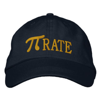 Pi... RATE Embroidered Baseball Cap