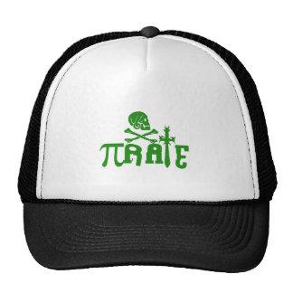 Pi - rate trucker hat