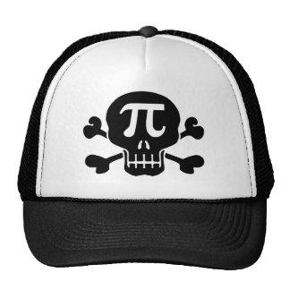 Pi rate trucker hats