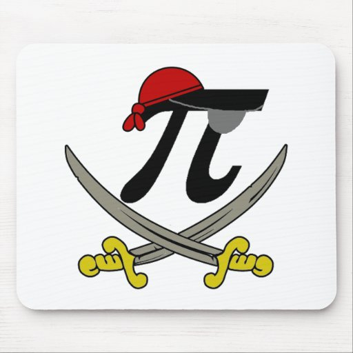 Pi - Rate Mouse Pads