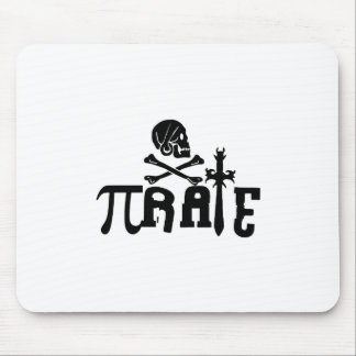 Pi - rate mousepad