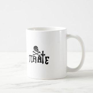Pi - rate coffee mugs