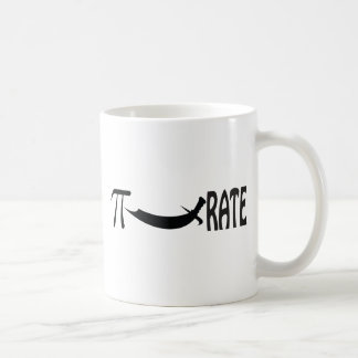 PI-RATE COFFEE MUG