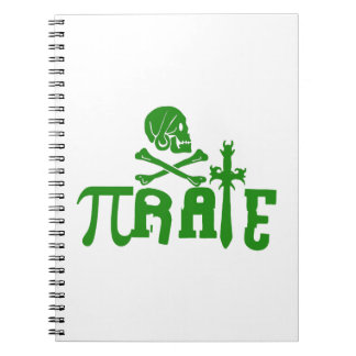 Pi - rate journals