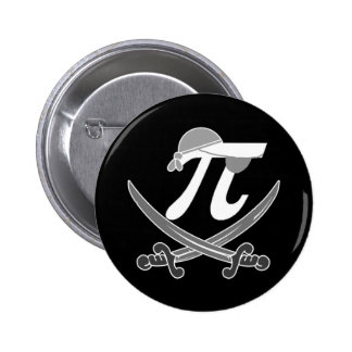 Pi - Rate pirate Pin