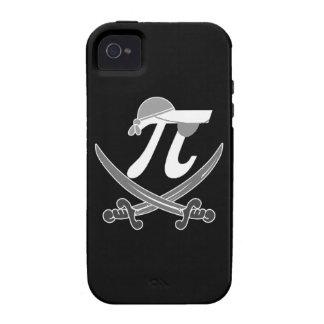 Pi - Rate pirate Case-Mate iPhone 4 Cover