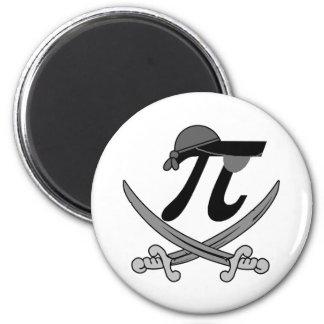 Pi - Rate pirate Magnet