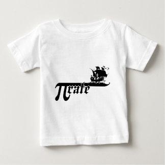 Pi rate ship baby T-Shirt