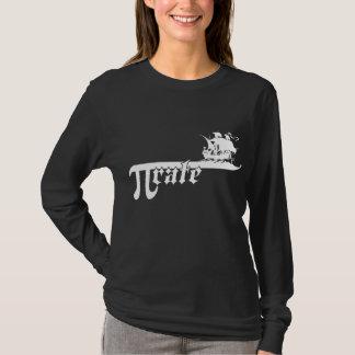 Pi rate ship T-Shirt