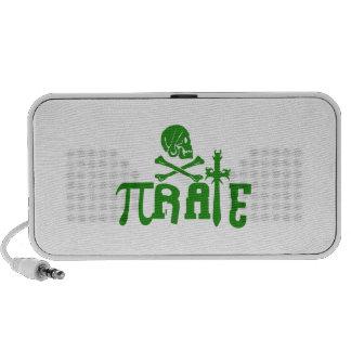 Pi - rate travelling speaker