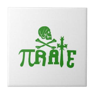 Pi - rate ceramic tiles