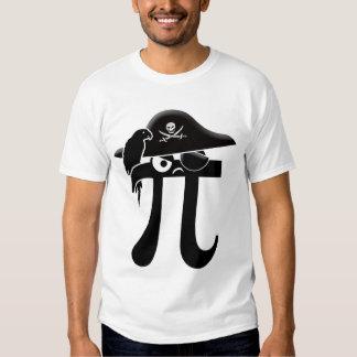 Pi-Rate Tshirts