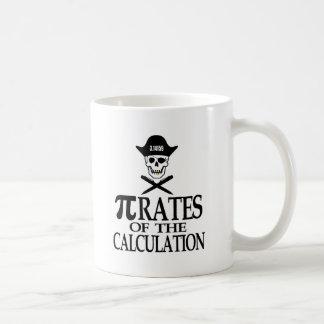 Pi-Rates of the Calculation Mug