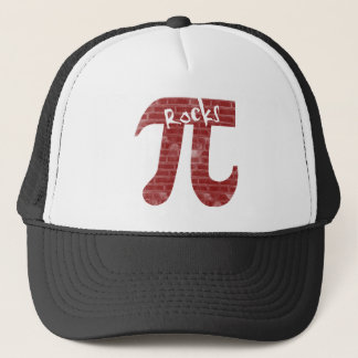 Pi Rocks Trucker Hat