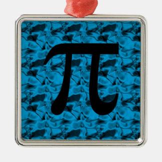Pi Sign Christmas Ornament