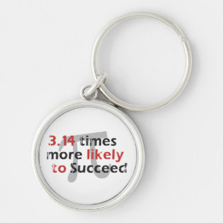 Pi Success Keychains