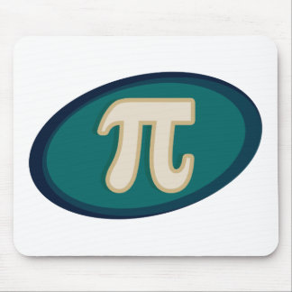 Pi Symbol 3 14 Mousepads