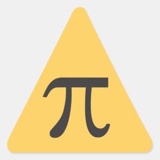 Pi Symbol Stickers - Pi Day