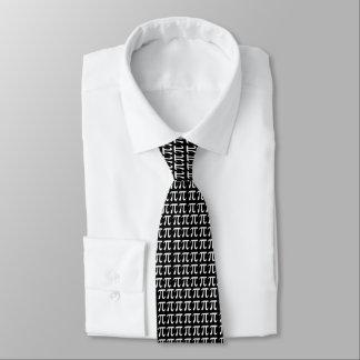 Pi Tie Black