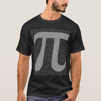 Pi to 10,000 Decimals T-Shirt