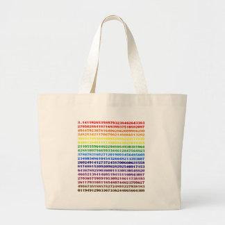 Pi Tote Bags