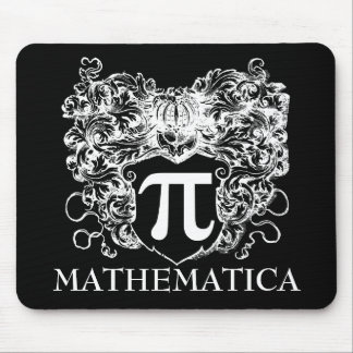 Pi Warrior Mouse Pad