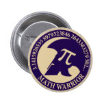 Pi Warrior Pins