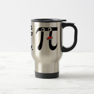 PI World's Greatest Math Teacher Aluminum Mug
