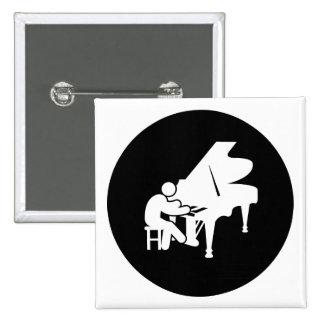 Pianist Pin