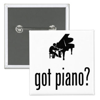 Pianist Buttons