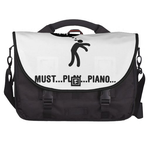 Pianist Commuter Bags