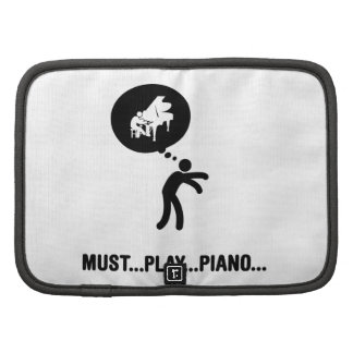 Pianist Folio Planners