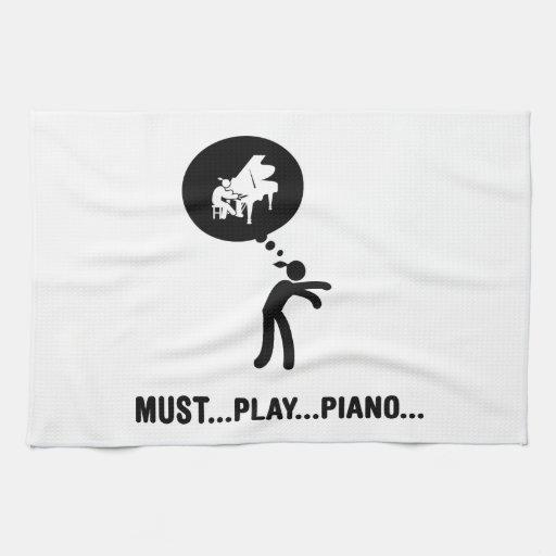 Pianist Towels