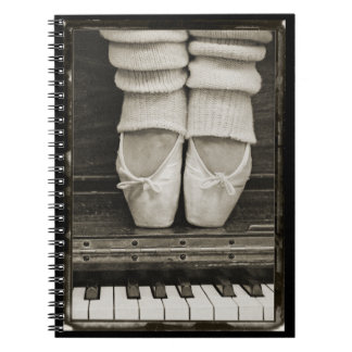 Piano Ballet Duet notebook