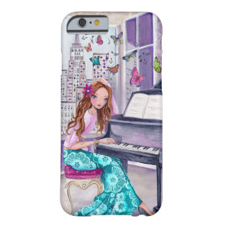 Piano Butterfly Music | Iphone 6 case Barely There iPhone 6 Case