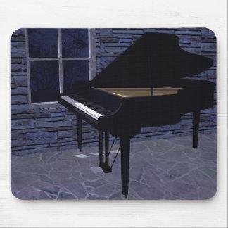 Piano by the Window: Custom Mousepad