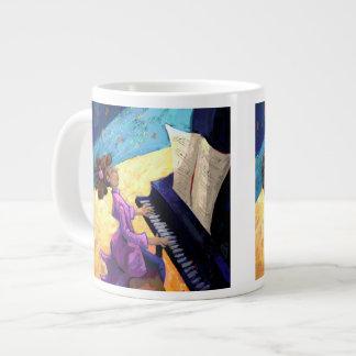 Piano Concert Jumbo Mug